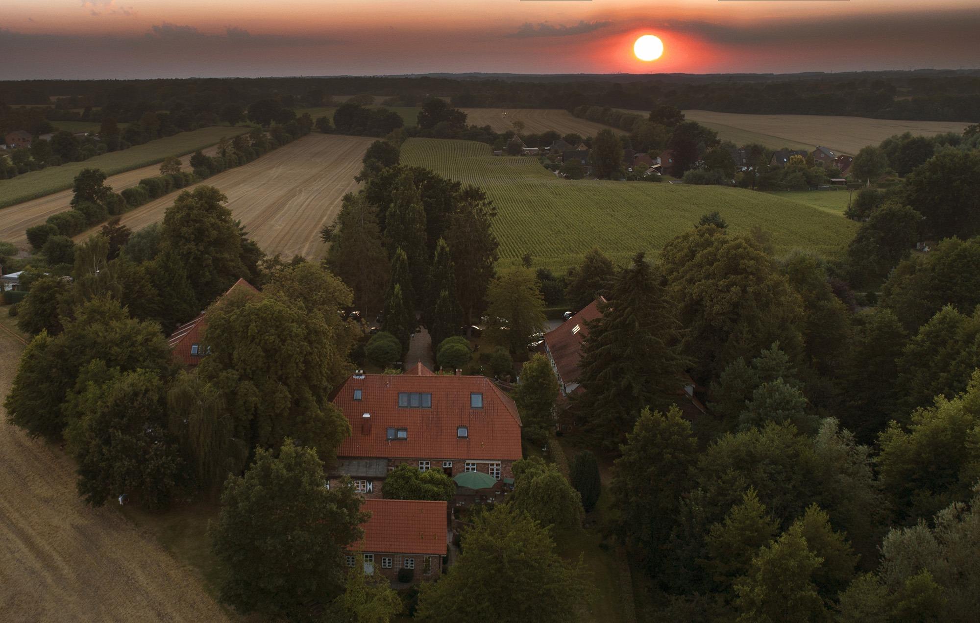 Drohnenfoto Friederikenhof