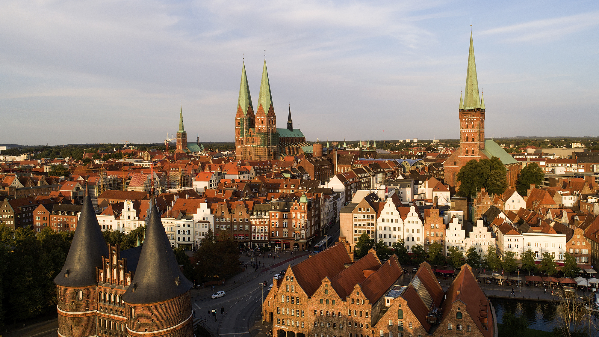 Lübeck-Tourismusfotografie